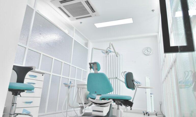 Reklama gabinetu stomatologicznego